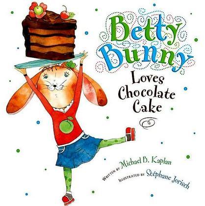 Betty Bunny book cover