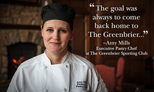 Chef Amy Mills photo