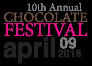 Chocolate Festival Logo Lewisburg