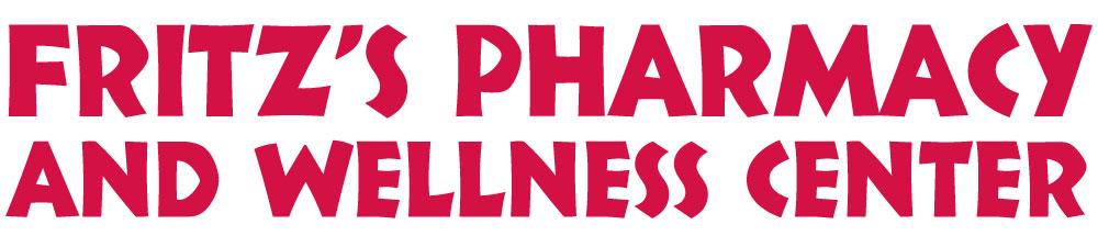 Fritz's Pharamcy & Wellness Center Logo White Background