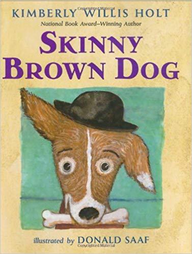 Skinny Brown Dog Book Cover